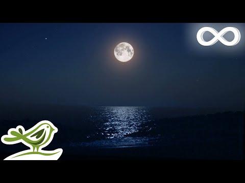 Deep Sleep Music: Ocean Waves, Fall Asleep Fast, Relaxing Music, Sleeping Music ★138