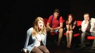 oyunculuk sınavı nina  - Gizem ŞEN