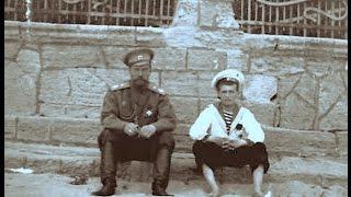 Император России, Николай 2 Романов, прибыл в Крым, Евпатория, 1916 год. кинохроника