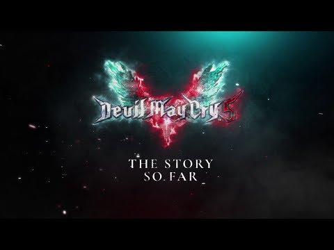 Trailer récapitulatif de l'histoire de la saga de Devil May Cry 5