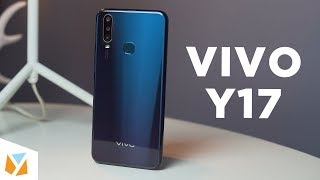 Vivo Y17 Unboxing and Hands-On