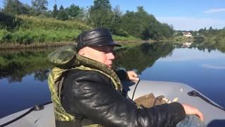 Рыбалка река тигода