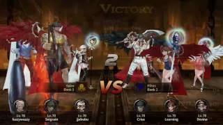 Heroes of Incredible Tales (HIT): Spire vs Elites - Top Teams Faceoff