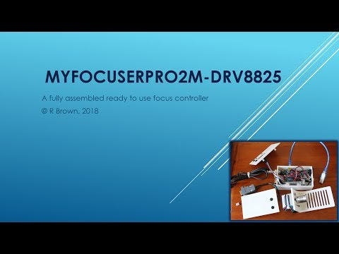 Arduino ASCOM Focuser Pro DIY download | SourceForge net