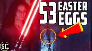 Star Wars: Rise of Skywalker D23 Footage: Every Easter Egg + Theories and References