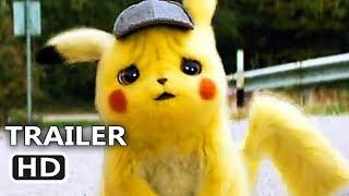 POKEMON DETETIVE PIKACHU Trailer Brasileiro LEGENDADO #  2 (Novo, 2019)