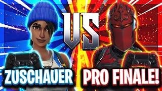 😳🎮🔥ZUSCHAUER vs PRO FINALE! | Spannende Endfights! | Wer schafft es ins PS4 Pro Turnier?!