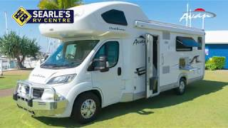 Avan Ovation Slide Out Motorhome | Searles RV Centre | Your Queensland Motorhome Specialist