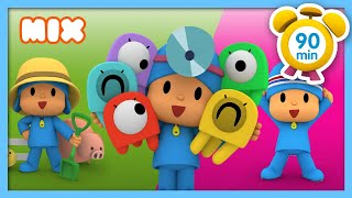 POCOYO in ENGLISH – Most Viewed songs [90 min]   Full Episodes   VIDEOS and CARTOONS for KIDS