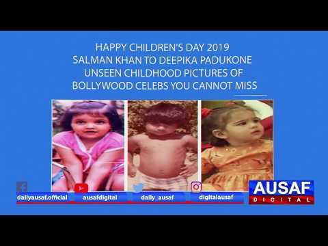 سلمان خان اور دیپیکا پڈوکون نے بالی ووڈ کے غائب بچپن کی تصاویر