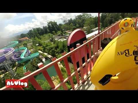 JOGJA BAY Waterpark terbesar di indonesia