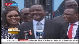 Kalonzo: Nilikula pesa ya Mawathe | Mirindimo 12th April 2019