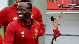 Liverpool Funniest Training Moments