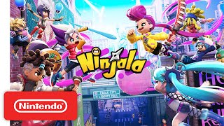 Picture of a game: Ninjala