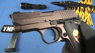 Springfield Armory 911 .380: Better than Sig P238?