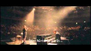 Adele - I Can't Make You Love Me (live) (Subtitulada al Español)