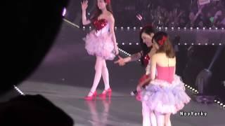 140111 Girls' Generation World Tour in Bangkok 2014 - My J