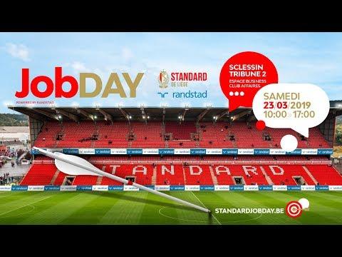 Job Day au Standard de Liège