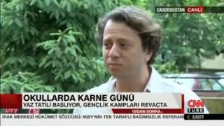 CNN Türk'te Beste Uyanık ile 2017 Yaz Kamplarını Konuştuk
