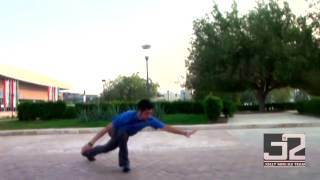 preview picture of video 'J2 Ninjas and Tricking in a trip to kish Island - نینجاهای بازی‌گوش جی‌تو'
