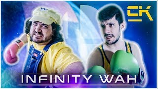 SUPER SMASH BROS. INFINITY WAH - TITLE DEFENSE