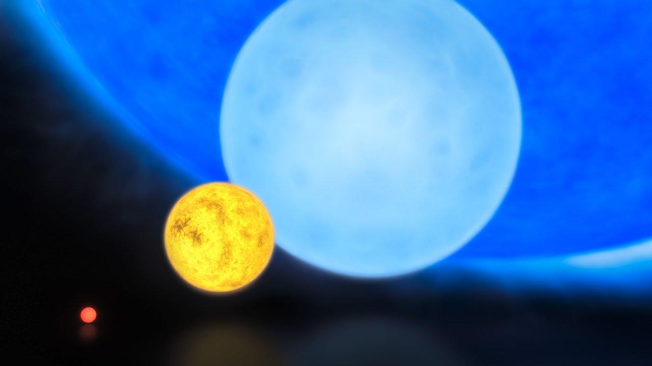 La Estrella más Masiva del Universo
