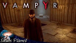 Как решить головоломку с пластинами на полу в церкви Темпла ► Vampyr   Гаид