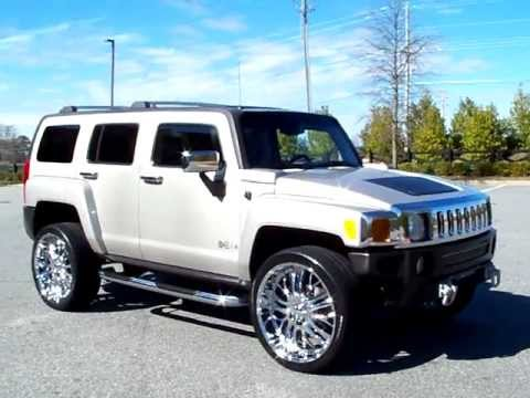 2006 HUMMER H3 Luxury Package Demo Drive