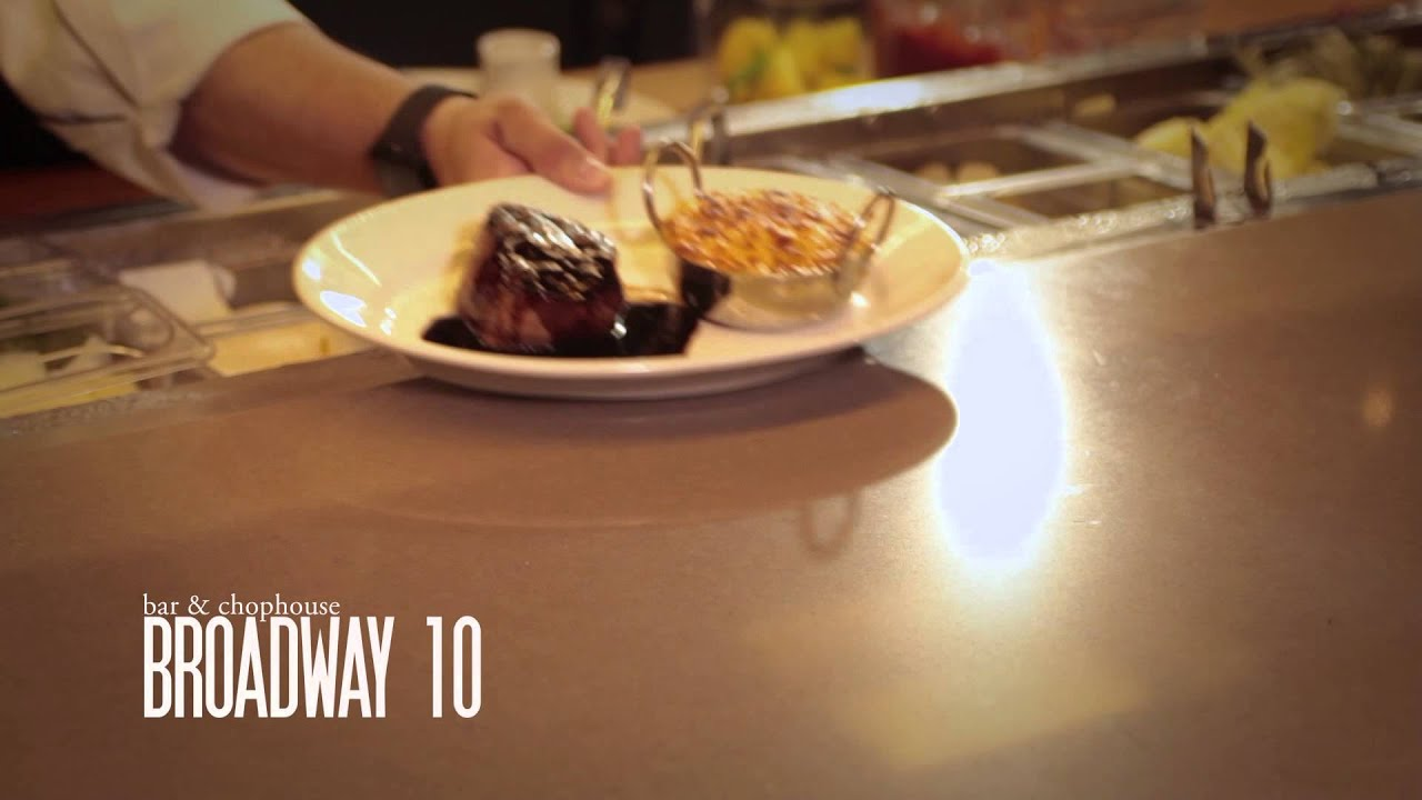 TV commercial #1 for Broadway 10 Restaurant in Oklahoma City