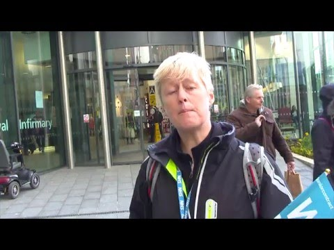 Doctor at Bristol BRI explains why she is striking