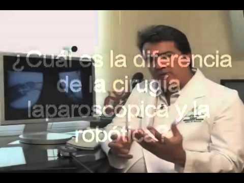 Masaje de próstata de vídeo en urología