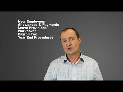 Payroll Course - Online & Classroom - YouTube