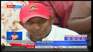 DP William Ruto endorses Mike Sonko's running mate Vivo Energy MD Polycarp Igathe