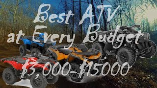 2020 BEST ATV At EVERY BUDGET! Yamaha Kodiak Polaris Sportsman Can Am Outlander Honda Foreman!