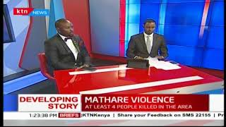 Security Analyst-Dennis Nthumbi on matters security in the country