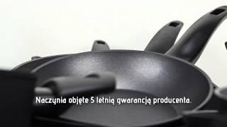 Linia naczyń kuchennych Preziosa marki TVS