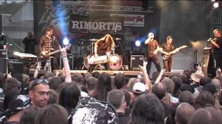 Video Rimortis - Zvony fantazie - live MOR 2013