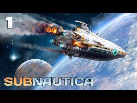 Znovu a Pořádně! - Subnautica S4 - Díl 1 - Nakashi