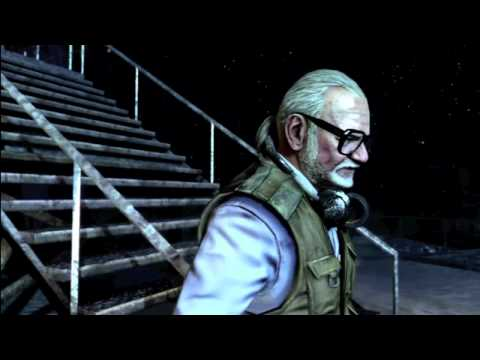 George Romero Explains Call Of The Dead Story, Gets Zombified