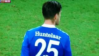 Klaas-Jan Huntelaars Traumtor gegen Real Madrid