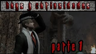 Resident evil 4: Bugs y curiosidades [parte 1]