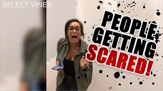 People Getting Scared Compilation #4 | Select Vines