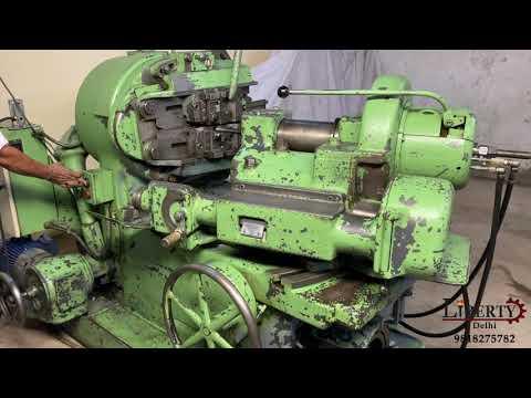 Gleason No. 12 Straight Bevel Gear Generator