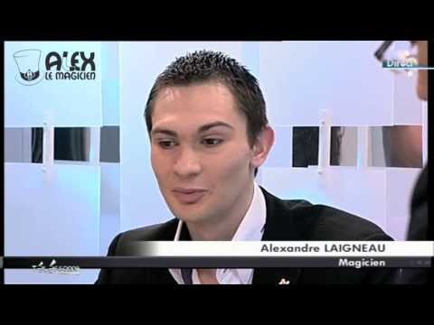 Téléssonne - Alex le magicien en direct