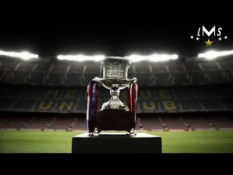 Barcelona SUPER CUP Celebration Barcelona VS Sevilla 2-1 1O8OpHD