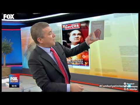 Fox Tv Çalar Saat 29 Ekim Cumhuriyet Bayramımız Kutlu Olsun