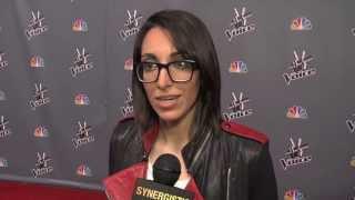 Michelle Chamuel   Emotional Performances & Taylor Swift Surprise   The Voice Season 4 Top 6