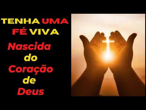 No Se Desespere Tenha F Em Deus Tenha Uma F Viva Nascida do Corao de Deus