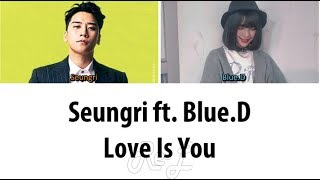 Seungri Ft. Blue D - Love is You