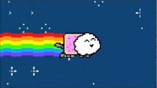 Super Happy Nyan Fun Cloud